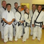 Mountain Academy of Martial Arts Black Belts